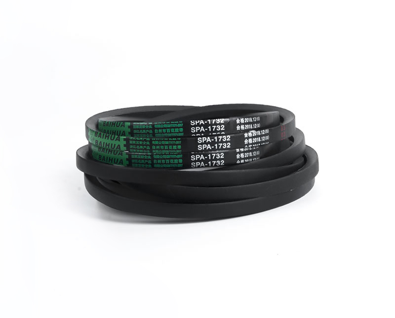 SPA Type Durable Triangular V Belts / single