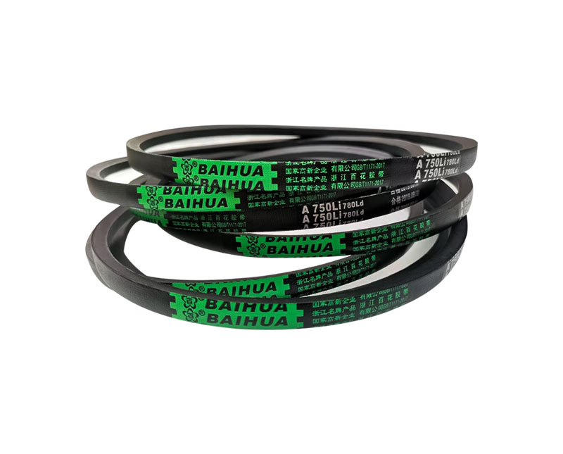 B Type High Strength Triangular V Belts / single