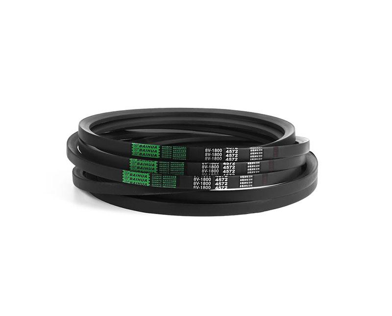 8V High Temperature Resistance Triangular V Belts / single